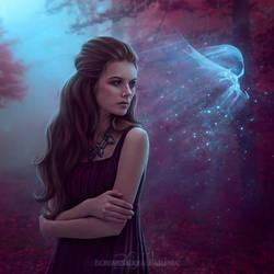 The Dragon by VampireDarlla