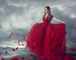 Dark Rose by VampireDarlla