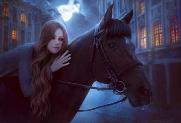 The Night by VampireDarlla