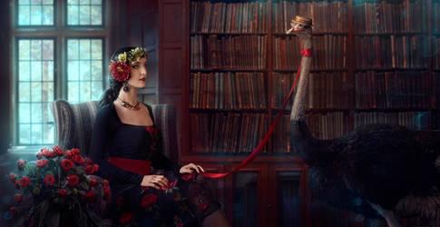One Fine Day by VampireDarlla