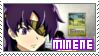 Minene Stamp by bremm-ruarte