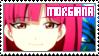 Morgiana Stamp by bremm-ruarte