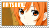 Natsume Stamp by bremm-ruarte