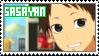 Sasayan Stamp by bremm-ruarte