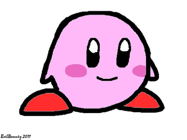 Kirby by EvilBounty