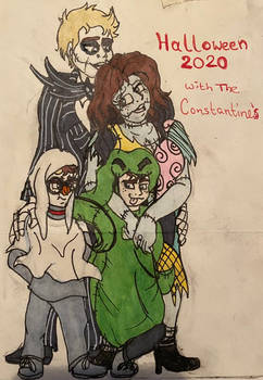 Halloween 2020 with The Constantines