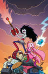 Marceline and the Scream Queens #1