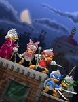Junior Woodchuck Ninja Ducklings