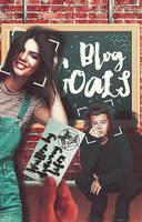 Blog Goals - Wattpad BookCover by Blue-Holland-Grace
