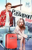 Passaport - Wattpad BookCover by Blue-Holland-Grace