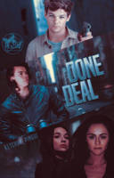 Done Deal - Wattpad Bookcover by Blue-Holland-Grace