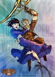 Bioshock: Infinite by Todd3point0