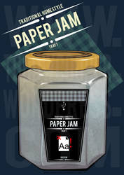 Paper Jam, just like Grandma used to make. by Todd3point0