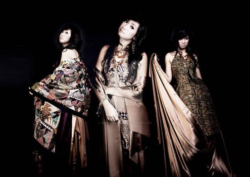 Batique Goddesses