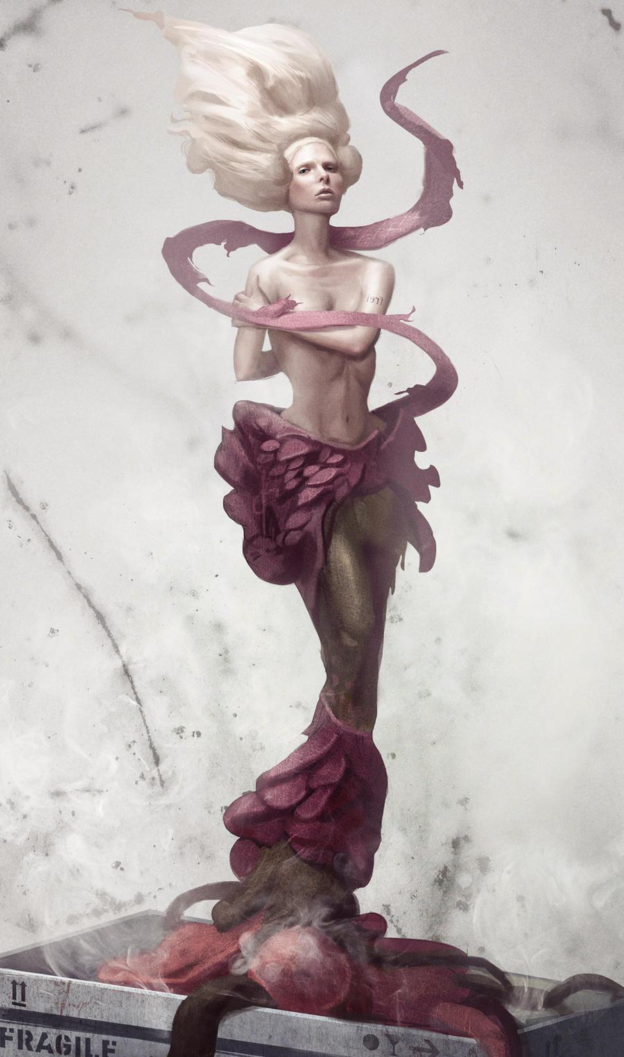 Pale Flower by GerryArthur