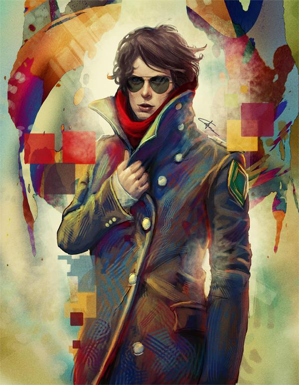 Balmain Rorschach by GerryArthur
