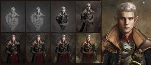 Elf Inquisitor Process