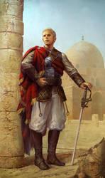 Iskandar by GerryArthur