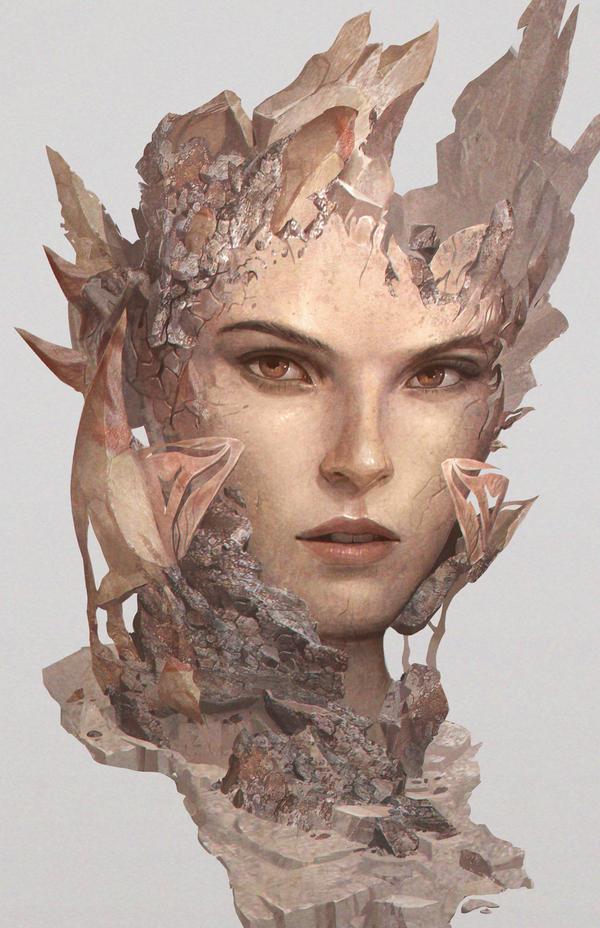 Magda by GerryArthur