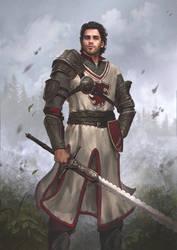 Ailfir von Donnerbach by GerryArthur