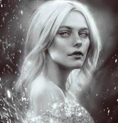Leaena by GerryArthur
