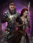 Alistair and Kylara