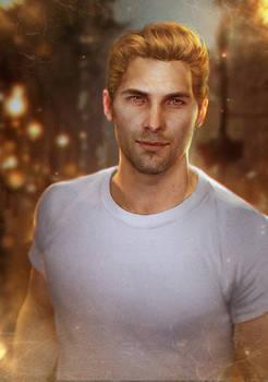 Cullen Portrait