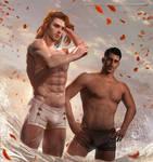 Vax Trevelyan And Dorian Pavus
