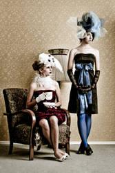 Sarah and Jen by MarisaMalice