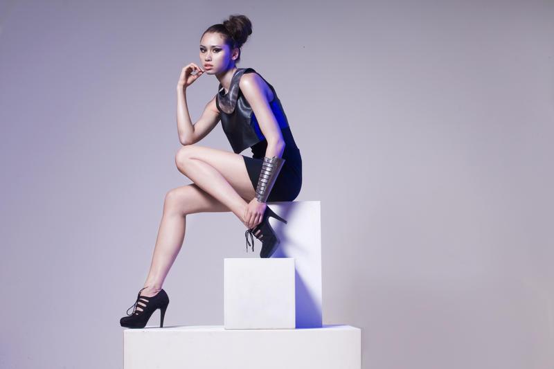 Futuristic Fashion II by MarisaMalice