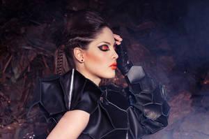 Terminatorlady by MarisaMalice