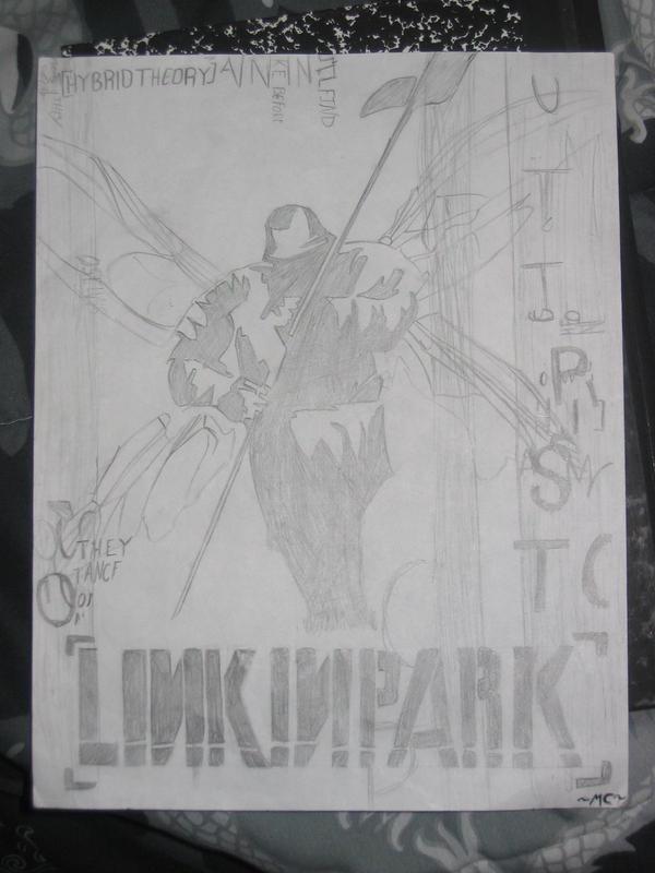 -LINKIN PARK- Hybrid theory by malauk