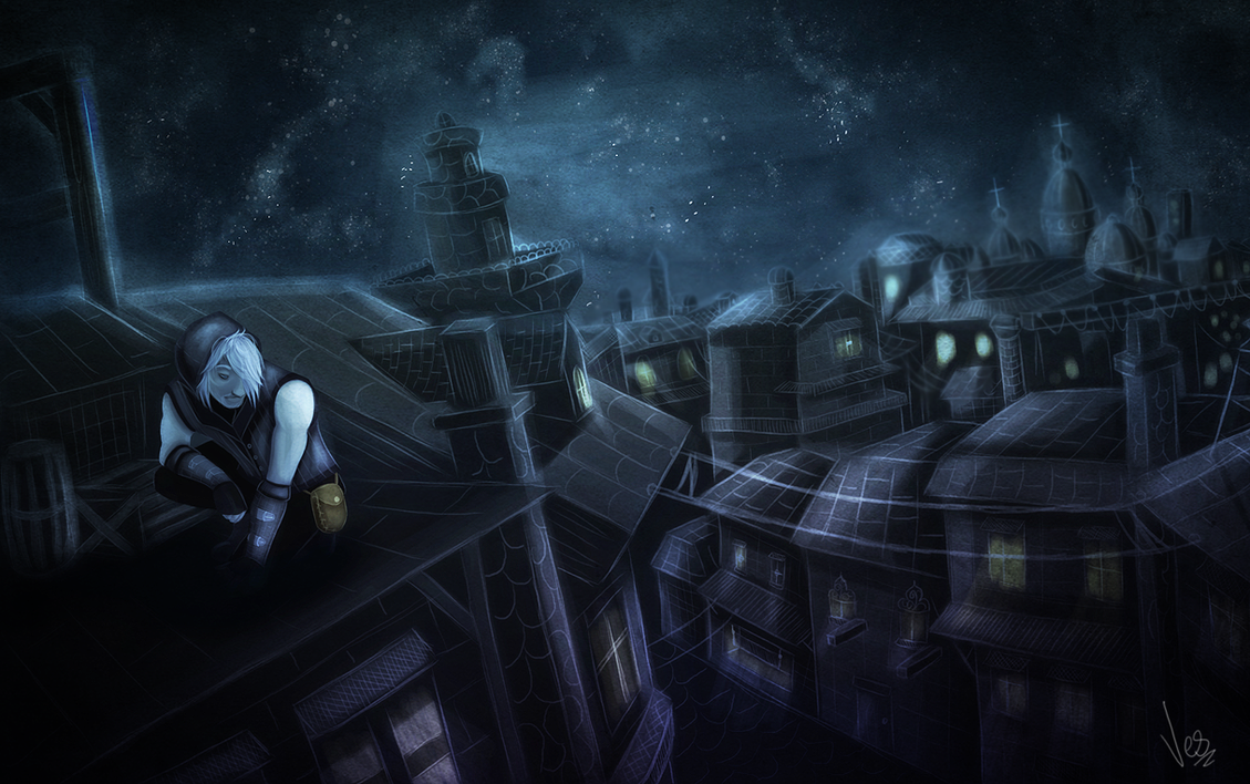 Night Owl - Speed Paint by Captain-Ves