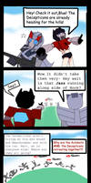 An Autobot's guide to Warfare