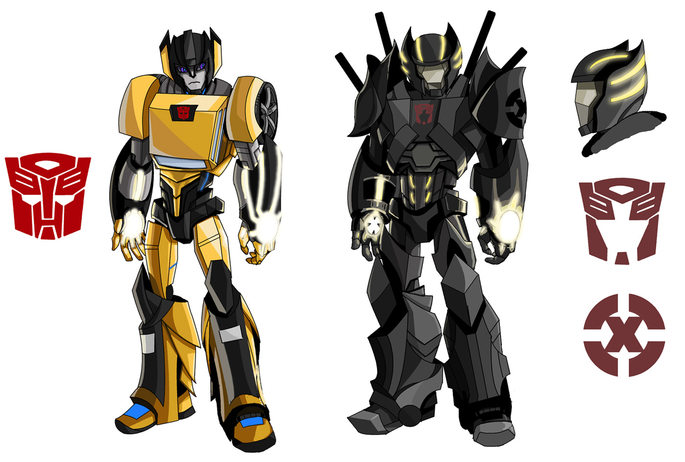 Sunstreaker: Ra'el Armor Concept by Shy-Light on DeviantArt