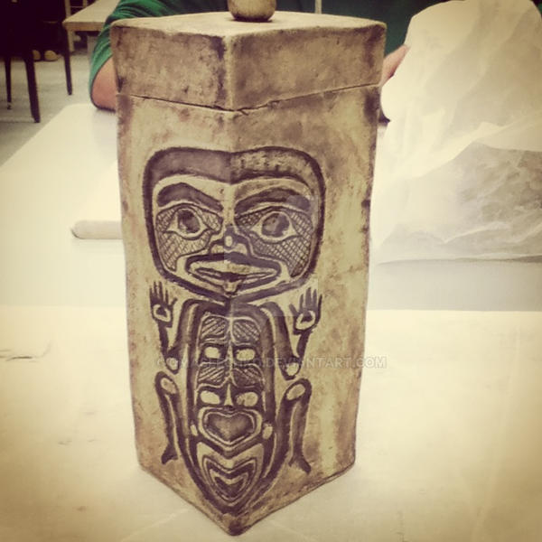Aboriginal carving by omaslechko on deviantart