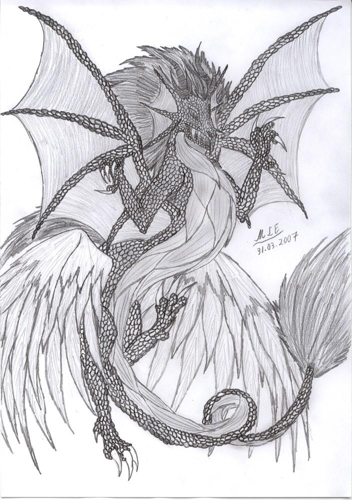 Dragon's Flight by Moonlightelf