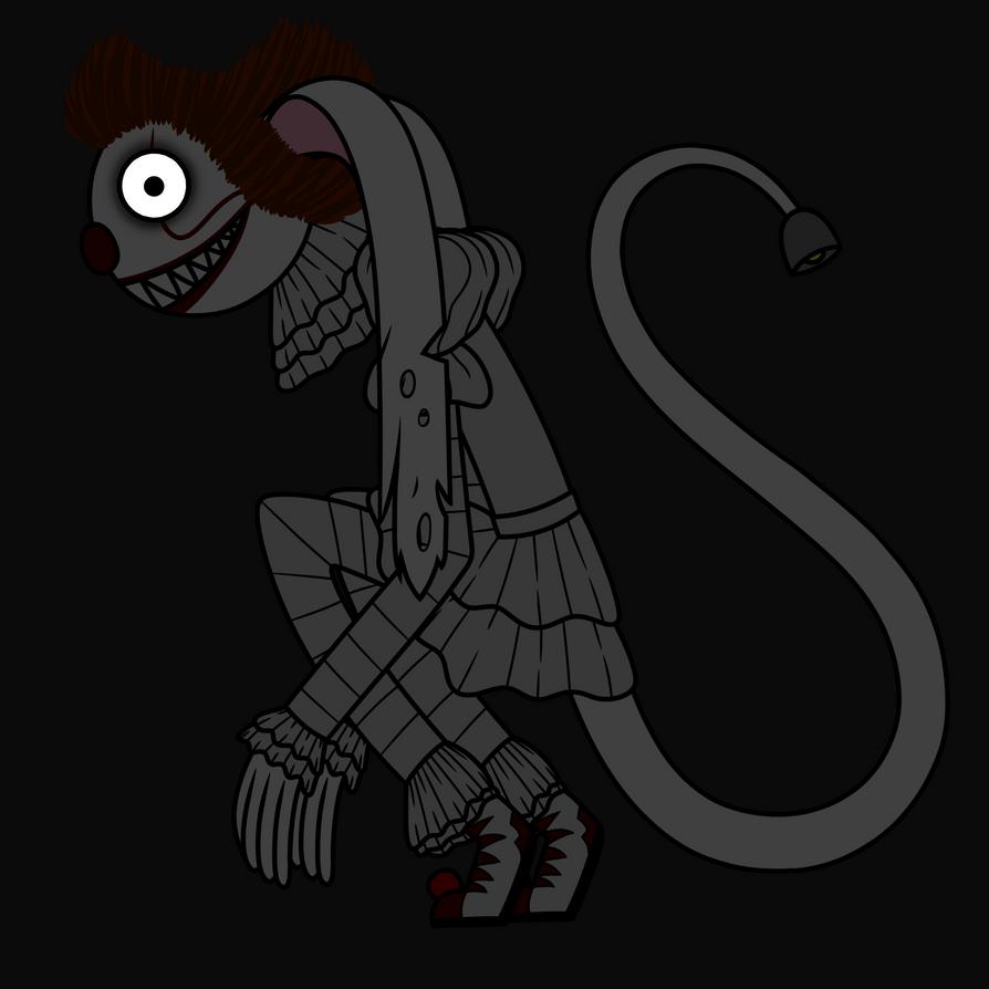 Creepy Cosplay Crazy by SadisticCartoonGirl