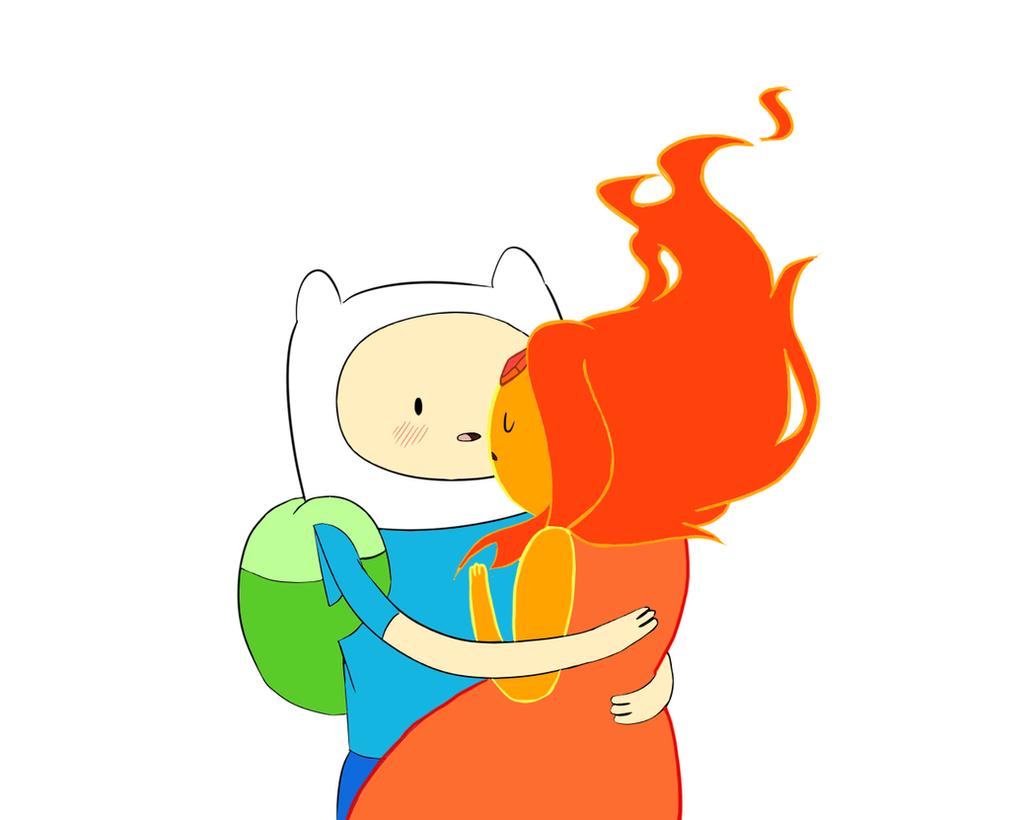 Finn X Flame Princess ...