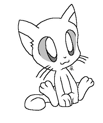 cat base by poada on deviantart
