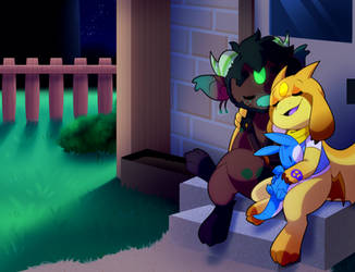 WC: Nighttime Serenade