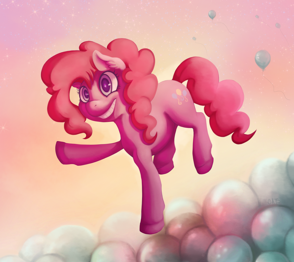 Pinkie - Day 6 by Miss-Cats