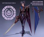 Victorious Fiora Concept