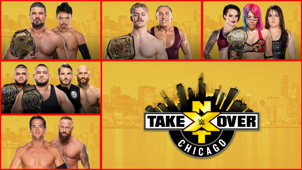 Image result for nxt takeover chicago