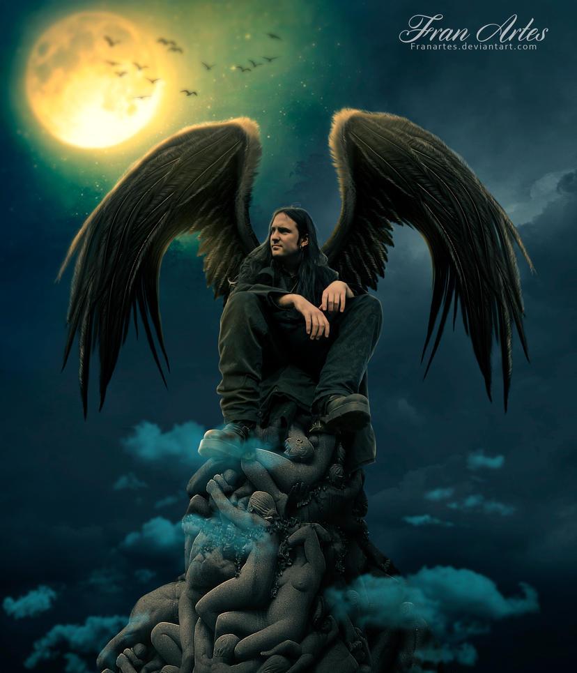 Angel by FranArtes
