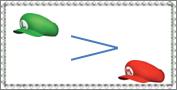 Luigi and Mario Stamp