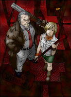 Silent Hill 3 by MesmericFiend