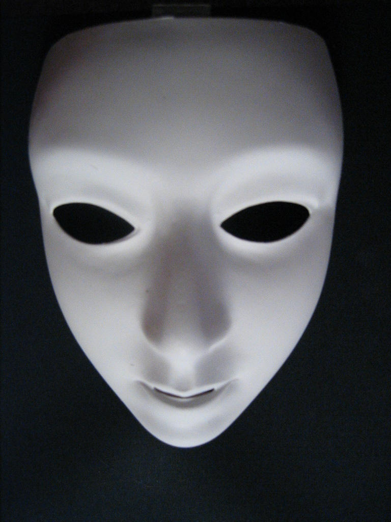Mask 1 by lured2stock Mask