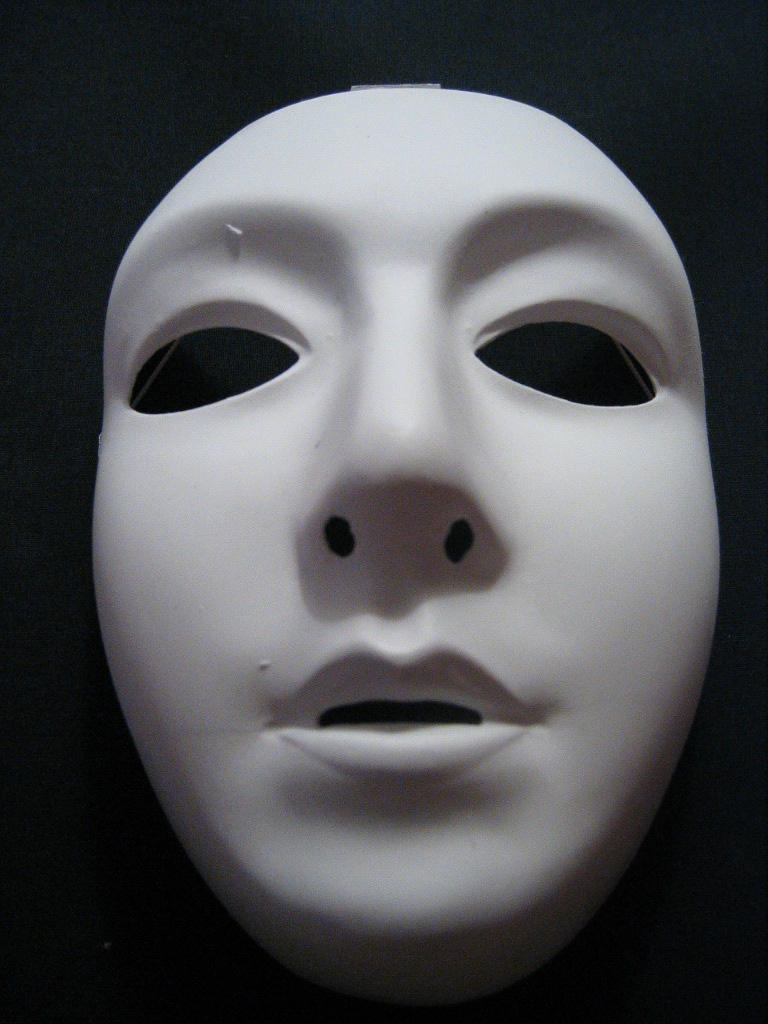 Mask 2 by lured2stock