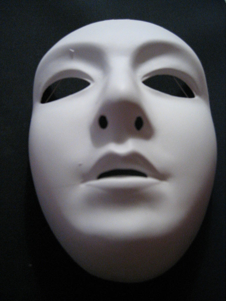 Mask 3 by lured2stock